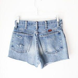 ✨Vintage High Waisted Shorts - SZ 27✨
